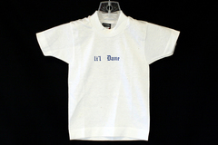 DENMARK Odin LI'L DANE T-Shirt WHITE Toddler 2-4  NEW