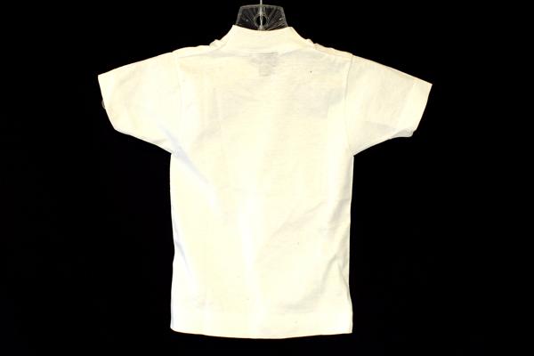 DENMARK Odin LI'L DANE T-Shirt WHITE Toddler 2-4  NEW