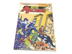 Comico Comics JUSTICE MACHINE  #1