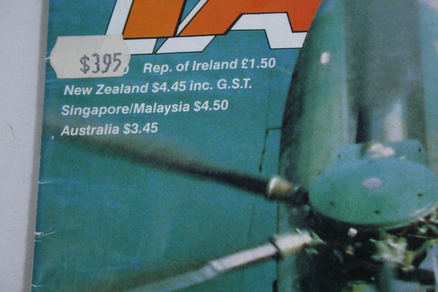1990 Take Off  Magazine Volume 9