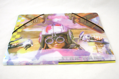 Lucasfilms Star Wars Episode 1 The Phantom Menace Anakin Skywalker School Folder