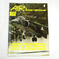 Air International Magazine October 1986 Vol 31 NO. 4