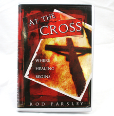"4 Cassette Series  ""At The Cross Where Healing Begins"""