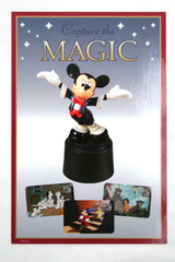 "WDCC Mickey Sculpture Post Card 6""x4"""