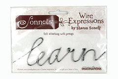 LEARN - Wire Expressions by Sharon Soneff - Creative Imaginations