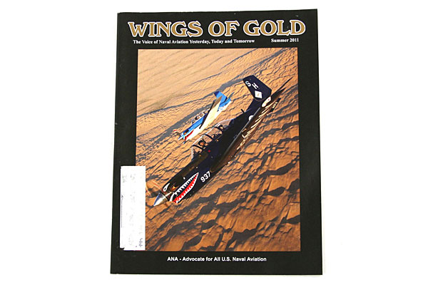 Wings of Gold Magazine Summer 2011