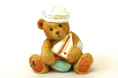 Cherished Teddies 1992 Jonathan Sail With Me 911739