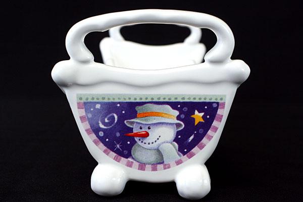 Papel Giftware Artic Cheer Serving Dish