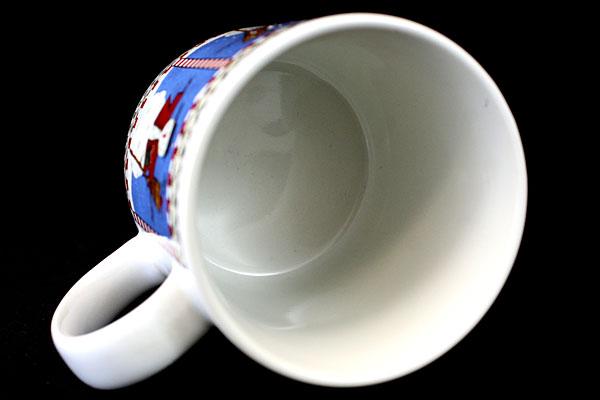 Debbie Mumm Snowman Cup