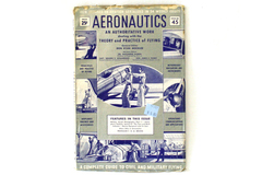 Vintage Aeronautics Magazine Volume 8 Issue 45 July 9,1941