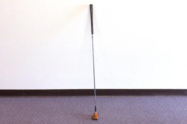Golfsmith Custom Wood Driver 5 RH Pro Only Grip True Temper Dynamic Shaft