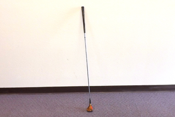 Golfsmith Custom Wood Driver 3 RH Pro Only Grip True Temper Dynamic Shaft
