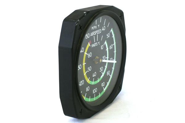 Novelty Clockworks How Time Flys Thermometer #126049