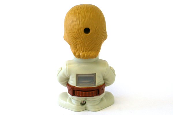 2005 Lucas Film Star Wars Episode III Luke Skywalker Viewer Toy Figure SM-03-04