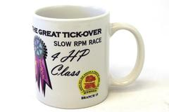 The Great Tick-Over EARLY DAY GAS ENGINE ASSOC SLOW RPM Coffee Mug 2003
