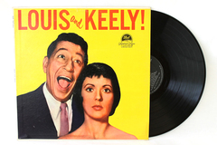 Louis and Keely DOT - LP Record Dot Records DLP 3210 33 RPM