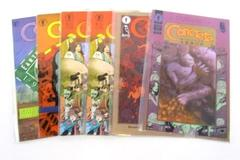 Lot of 6 Mint Dark Horse Comics Paul Chadwick's Concrete Collectors Collection