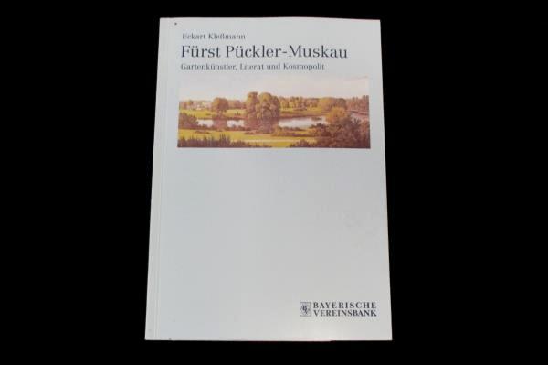 Bayerische Vereinsbank Promotional Booklet Eckart Klebmann Furst Puckler-Muskau