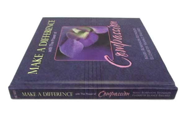 Make a Difference with the Power of Compassion Book and DVD Reynolds Ballard