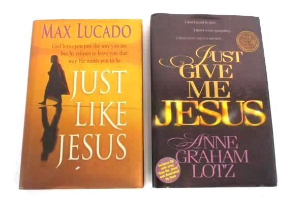 Lot of 5 Inspirational Spiritual Books Rewards For Teens Behold The Man