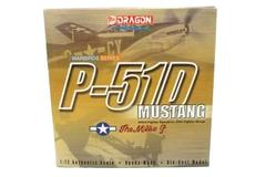 BOX ONLY REPLACEMENT Dragon Wings P-51D Mustang Millie P Warbirds Series 1:72