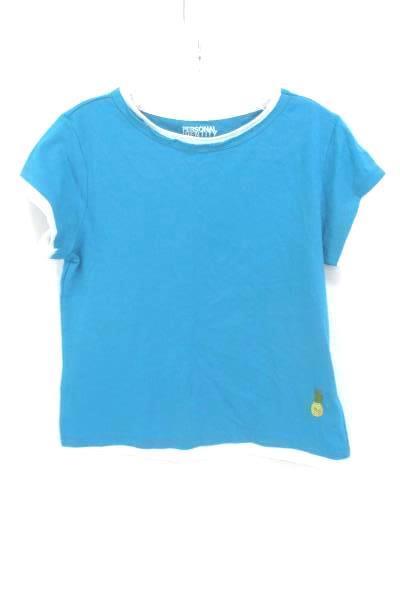 Lot of 5 Girl Tops Tanks Shirts Pants Sweats Blue & White Size XL