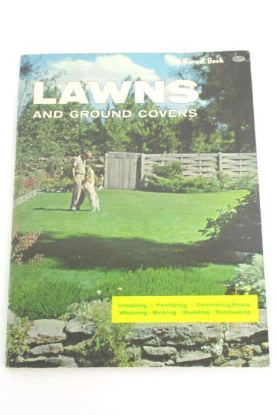 Lot of 3 Sunset Books ~Fences and Gates Lawn Ground Covers Planning Rock Gardens