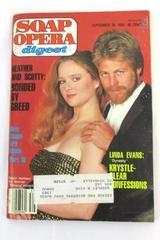 1982 Soap Opera Digest #20 Vol. 7 General Hospital Robin Mattson Kin Shriner