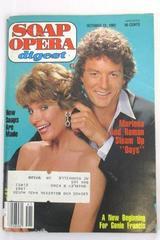1982 Soap Opera Digest #21 Vol. 7 Days of Our Lives Deidre Hall Wayne Northrop