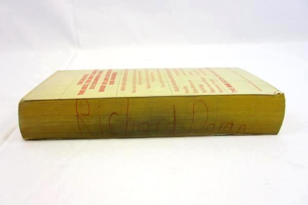 Vintage New American Crossword Puzzle Dictionary 1967 Paperback