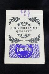 Gemaco Playing Card Deck Used in Play Harrah's Casino Souvenir Pro Quality