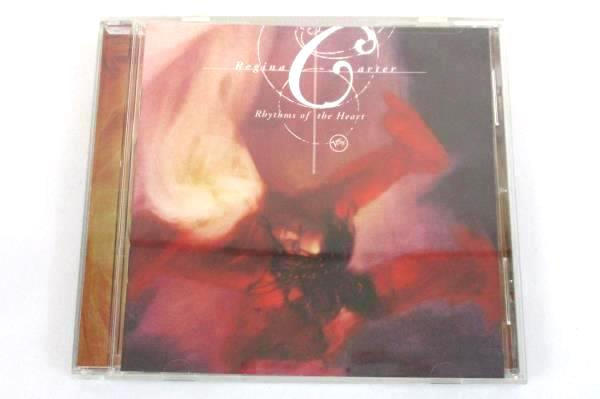 1999 CD Regina Carter Rhythms Of The Heart CD Music Disc