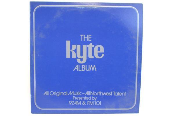 "12"" Record LP 33 RPM ""The KYTE Album"" 1978 Soul R&B Radio Station Cut"