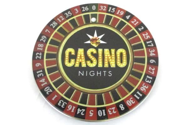 Casino Nights Brisa Entertainment Tin CD Case Various Artists Easy Listening