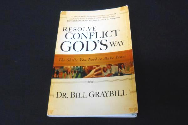 Lot of 2 Christian Inspiration Conflict How to Paperback Books