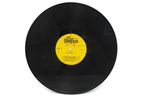 "The Shoppe ""By Request"" 33 RPM 12"" Vinyl LP Record"