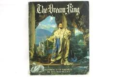 The Dream King Ludwig II of Bavaria by Wilfrid Blunt Paperback Illustrated