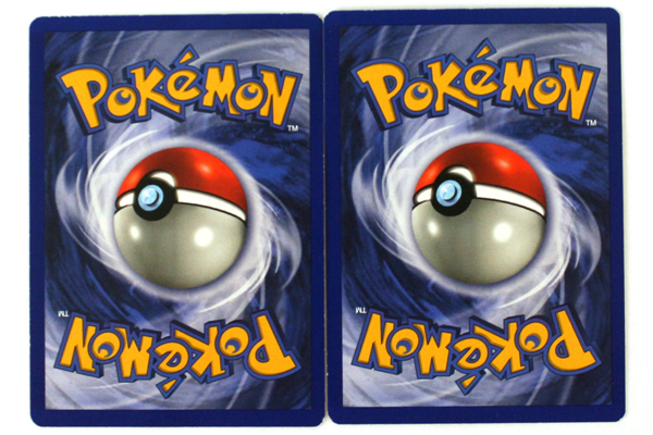 Lot of 2 Pokemon Nidoran Cards 57/64