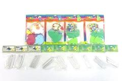 Wind Chime Ornaments Craft Angels Trees Gloves with Aluminum Wind Chime Pieces