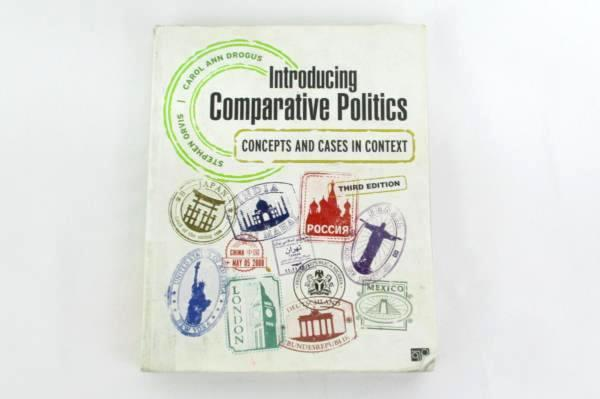 Introducing Comparative Politics Concepts And Case In Context 3rd Ed. Textbook