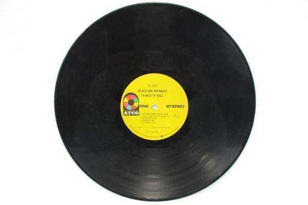 Black Oak Arkansas Raunch 'N' Roll Live LP Vinyl Album 1973  33RPM SD-7019 Rock