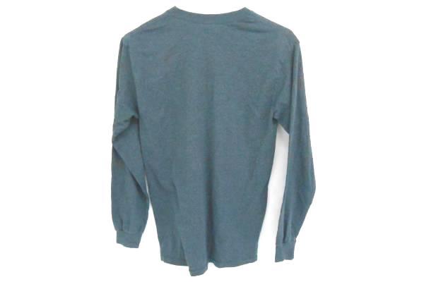 Men's Oregon State Beavers Green T-shirt Long Sleeve Gildan Size Small