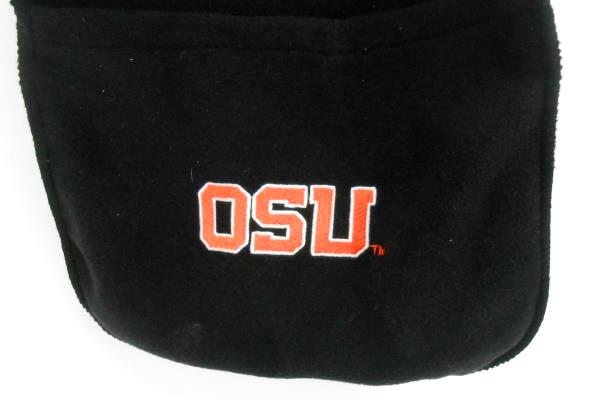Port Authority Black Fleece Oregon State University Beavers OSU Scarf w/ Pocket