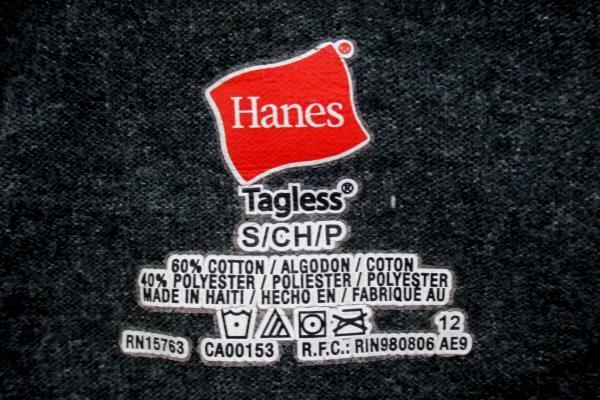 Red Hot Highlanders Grey White Red T-Shirt Crew Neck Tagless Hanes Size Small
