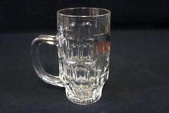 1989 Rastal Glass Beer Mug 0.4 L Adams-Hof 6744 Kandel