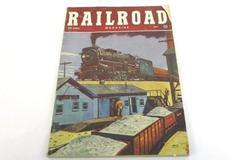 Railroad Magazine 1951 July EBT Rules Sweden Wreck of 216 Vrginian Ry Locos