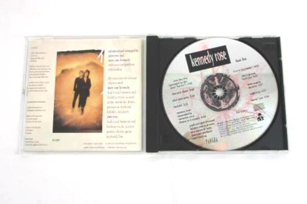 Kennedy Rose - Hai Ku CD 1989 Pangea Records X213011