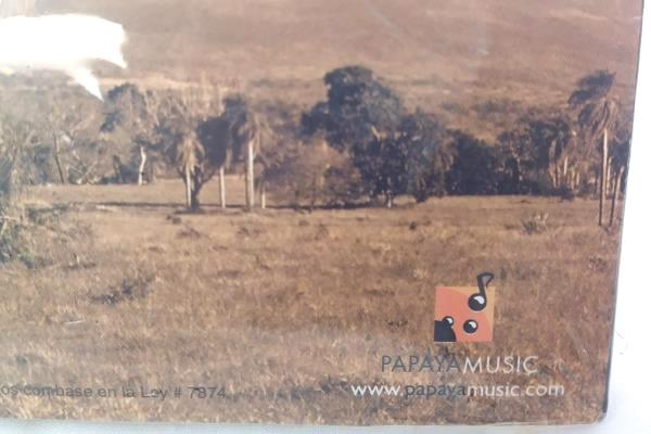 Tierra Seca Album by Malpaís, Max Goldenberg & Fidel Gamboa, and Odiló SEALED CD