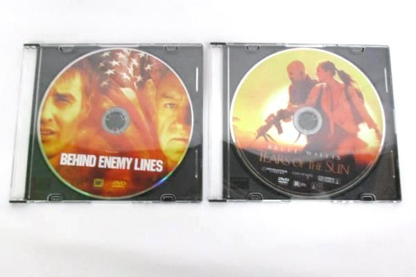 Lot of Six Action DVD Movies DareDevil Minority Report Tears of the Sun