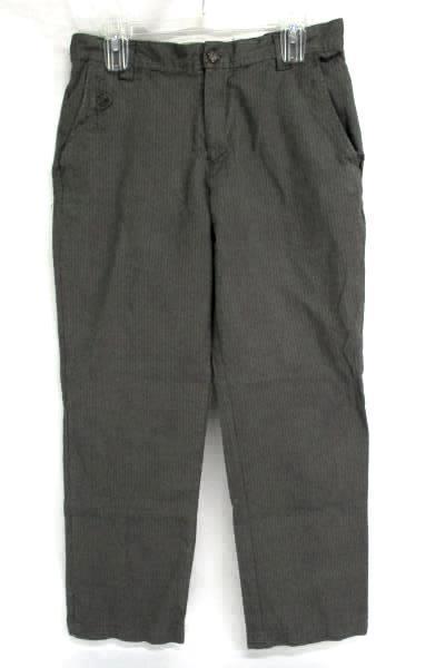 "Marc Ecko ""Cut & Sew"" Men's Straight Leg Slacks 32x32 Grey Herringbone"
